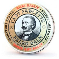 CAPTAIN FAWCETT Ricki Hall Booze & Baccy Beard Balm Бальзам для бороды