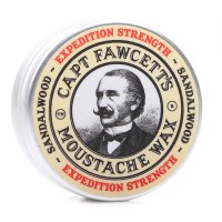 CAPTAIN FAWCETT Expedition Strength Moustache Wax Воск для усов
