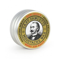 CAPTAIN FAWCETT Ricki Hall Booze & Baccy Moustache Wax Воск для усов